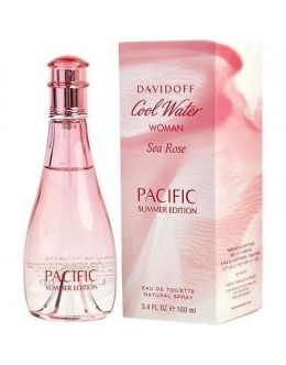 Davidoff Cool Water Sea Rose Pacific EDT 100 ml за жени Б.О./2017/