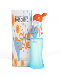 Moschino I Love Love EDT 100ml за жени