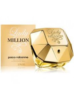 Paco Rabanne Lady Million EDP 80ml за жени Б.О.