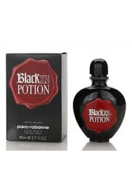 Paco Rabanne Black XS Potion EDT 80 ml за жени Б.О.