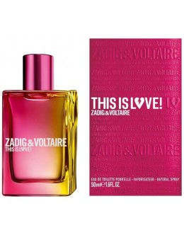 Zadig & Voltaire This is Love! EDP 100 ml за жени Б.О.