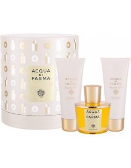 Acqua Di Parma Magnolia  Nobile EDP 100 ml + Душ гел  75 ml + Крем за тяло 75 ml за жени
