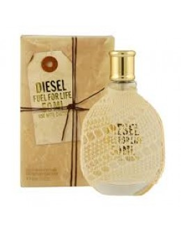 DIESEL FUEL FOR LIFE EDT 75ml за жени Б.О.