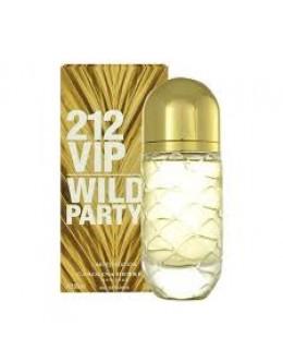 Carolina Herrera 212 VIP Wild Party EDT 80 ml за жени