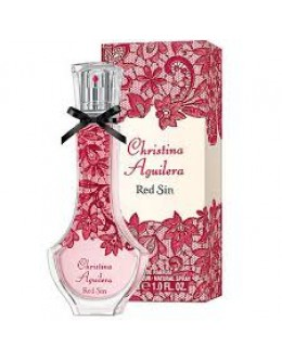 Christina Aguilera Red Sin EDP 50 ml за жени Б.О.